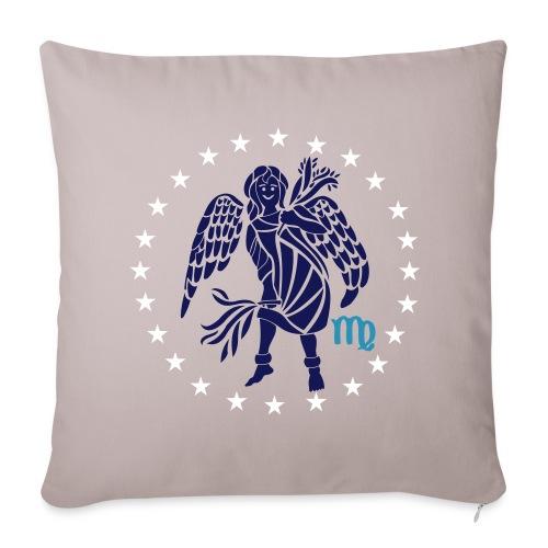Housse de coussin signe astrologique Vierge - Sofa pillowcase 17,3'' x 17,3'' (45 x 45 cm)