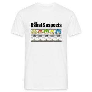 Les canes habituelles - T-shirt Homme