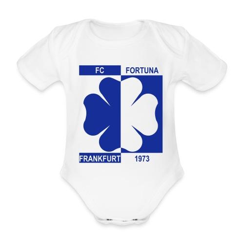 Baby Strampler Fortuna - Baby Bio-Kurzarm-Body