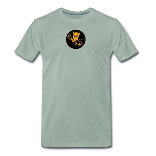 ElectroDevil Logo Premium Tee! - Men's Premium T-Shirt