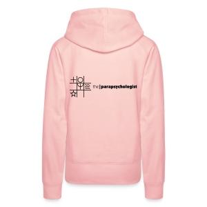 theParapsychologist Hoodie - Women's Premium Hoodie