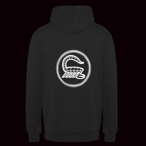 Sweatshirt Scorpion Grimnir Black - Sweat-shirt à capuche unisexe