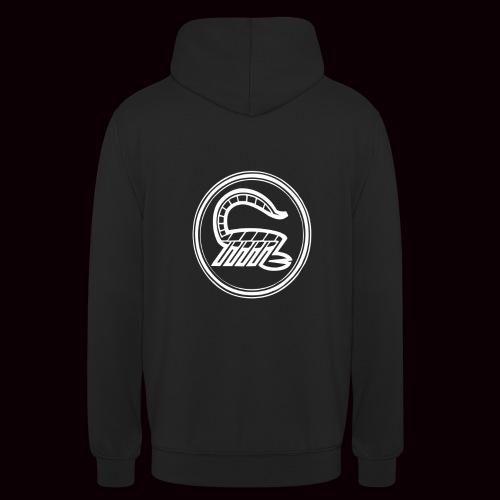 Sweatshirt Scorpion Grimnir Black - Sweat-shirt à capuche unisexe