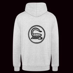 Sweatshirt Scorpion Grimnir White - Sweat-shirt à capuche unisexe