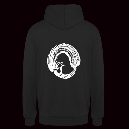 Sweatshirt Phoenix Grimnir Black - Sweat-shirt à capuche unisexe