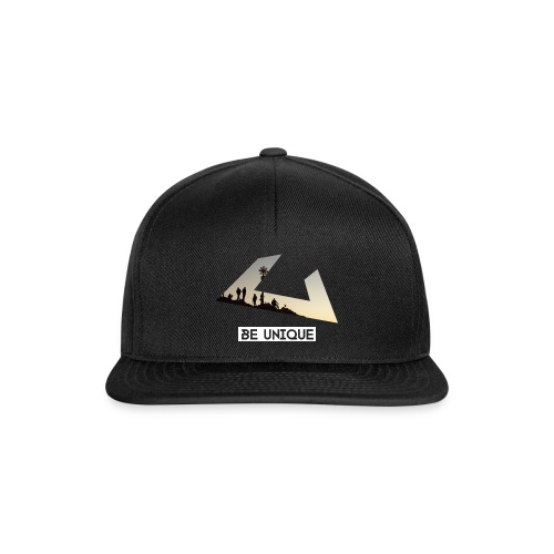 Be Unique Cap - Snapback Cap