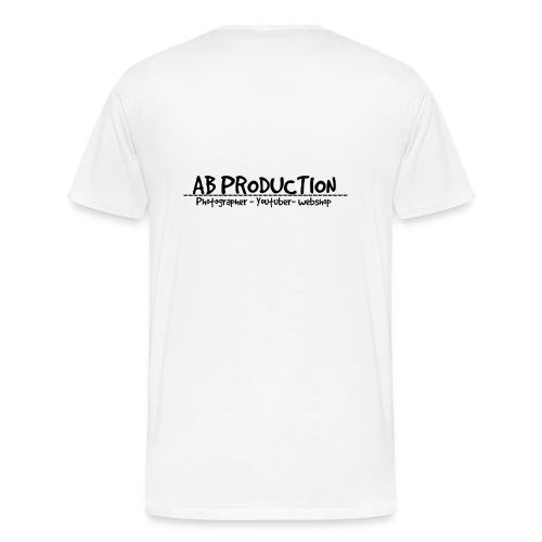 AB T-shirt - Herre premium T-shirt