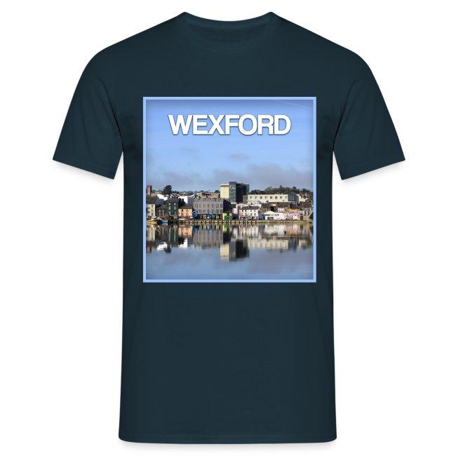 Wexford Quay - Men's T-Shirt - Dark