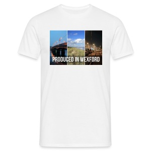 Produced In Wexford - Men's T-Shirt - Men's T-Shirt