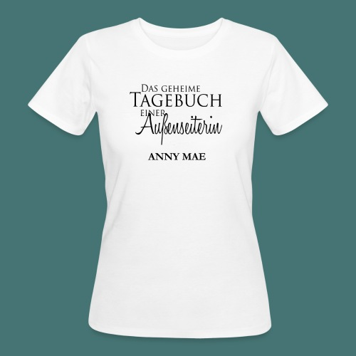 Damenshirt - Frauen Bio-T-Shirt