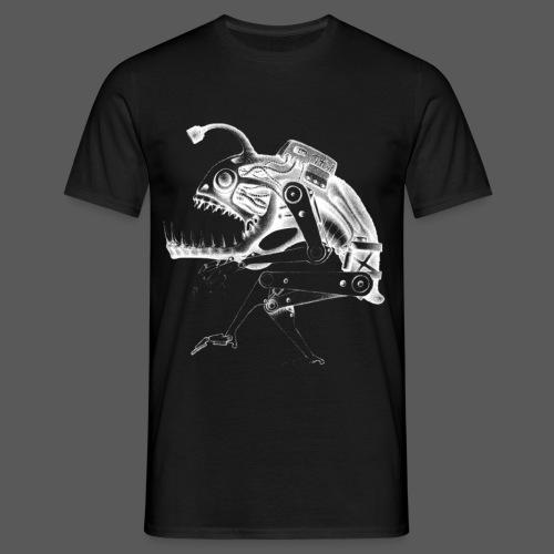 Fischbot - Männer T-Shirt