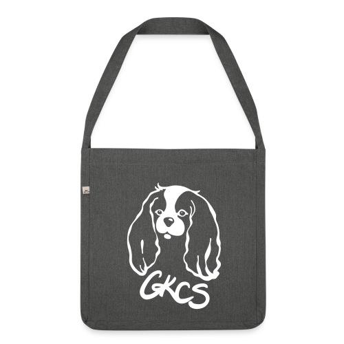 CKCS Tasche - Schultertasche aus Recycling-Material