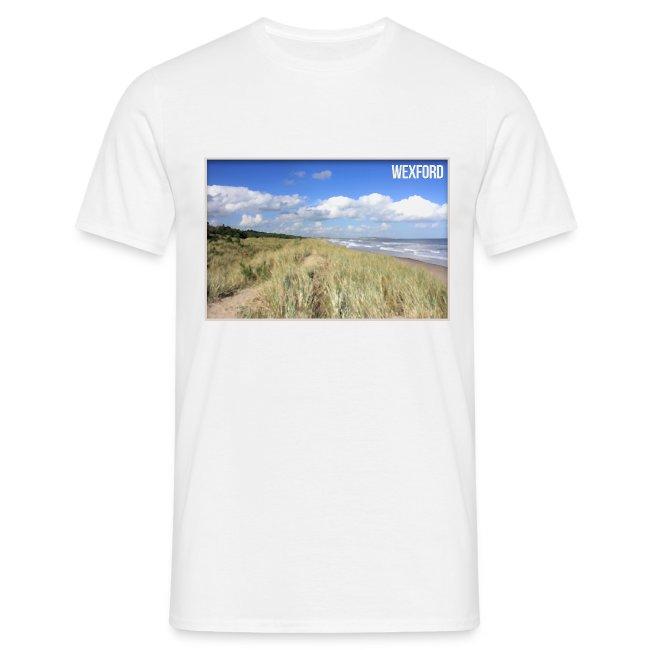 Curracloe Beach - Men's T-Shirt