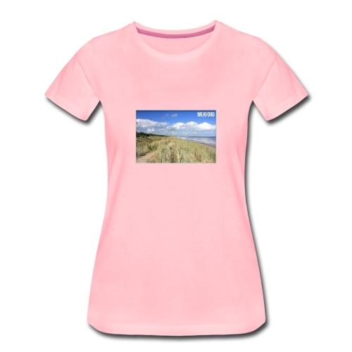 Curracloe Beach - Women's T-Shirt - Women's Premium T-Shirt