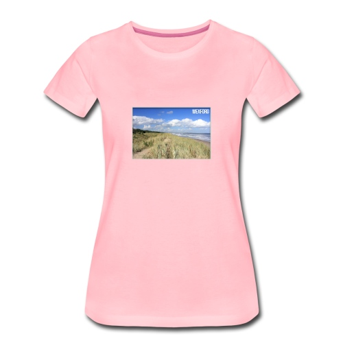 Curracloe Beach - Women's T-Shirt - Women's Premium T-Shirt