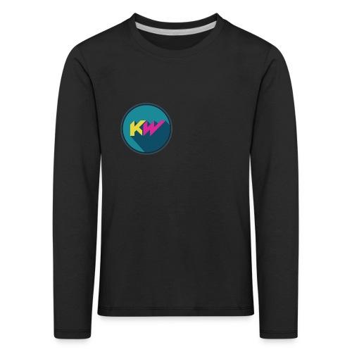 kermisworld Kinderer Premium shirt met lange mouwen - Kinderen Premium shirt met lange mouwen