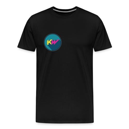 kermisworld kinder shirt - Mannen Premium T-shirt