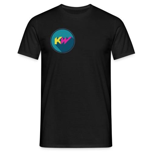 kermisworld Mannen T-shirt - Mannen T-shirt