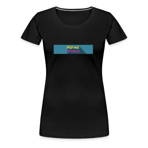 kermisworld shirt dames - Vrouwen Premium T-shirt