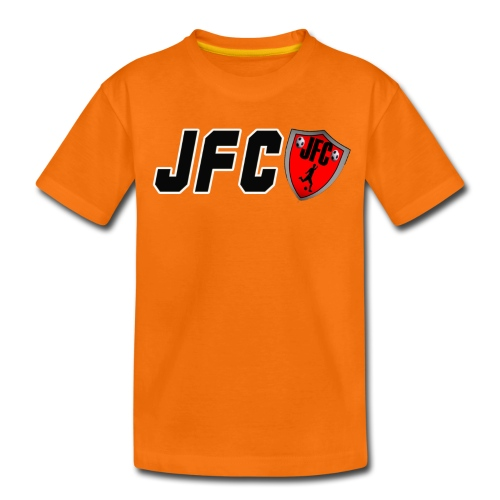 JFC tee-shirt (teenage) - Teenage Premium T-Shirt
