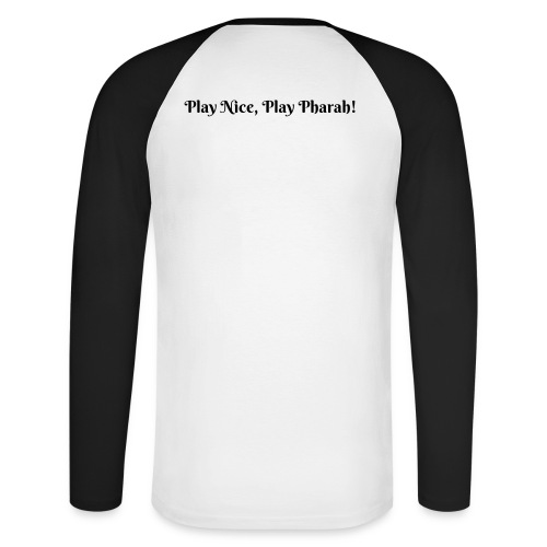 MissAlineLuv Men's Tee - Men's Long Sleeve Baseball T-Shirt