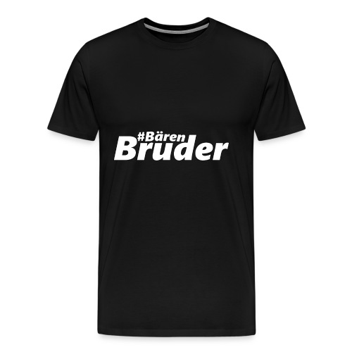 BärenBruder v1 - Männer Premium T-Shirt