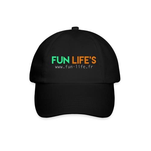 Casquette Fun Life's - Casquette classique