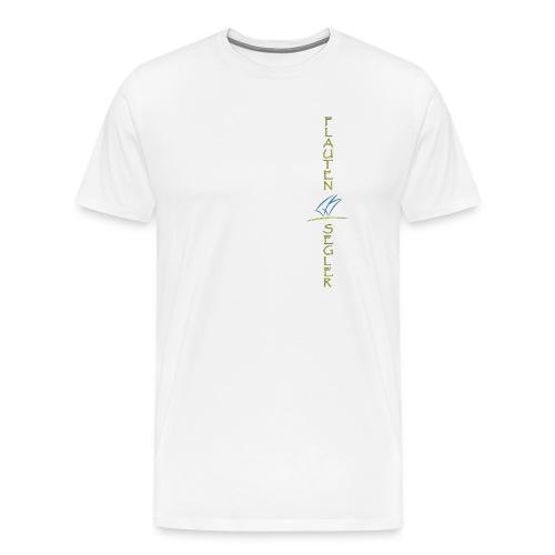 Flautensegler Crewshirt - Männer Premium T-Shirt