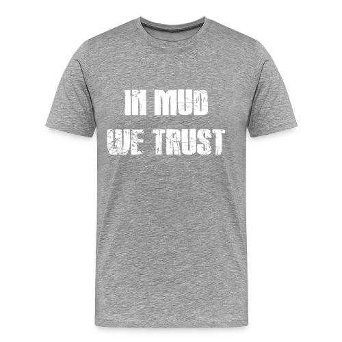 Trust T-Shirt (Männer) - Männer Premium T-Shirt