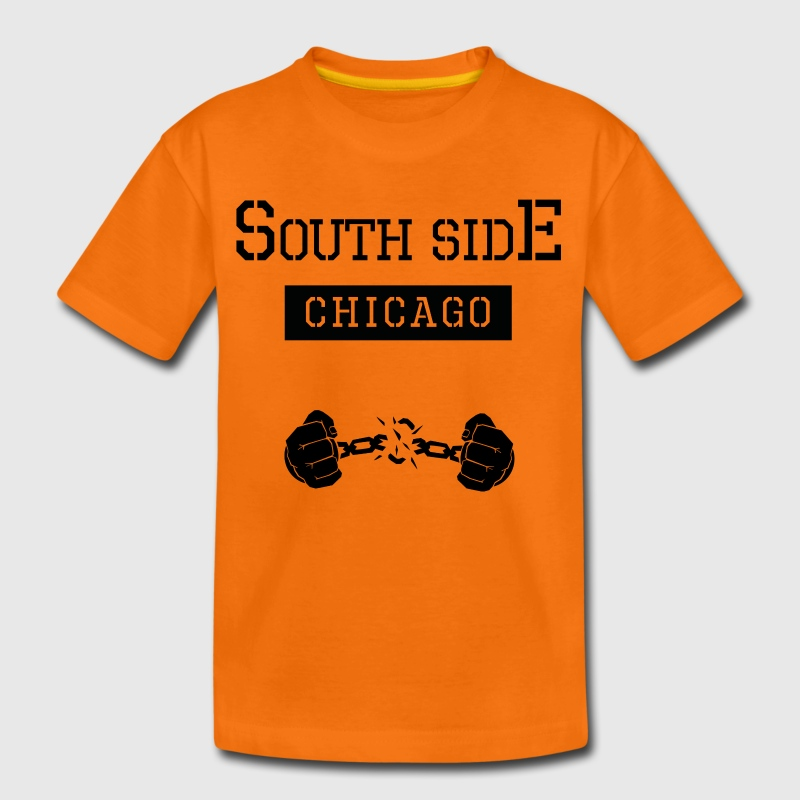 Jail-Shirt Chicago South Side - Teenager Premium T-Shirt