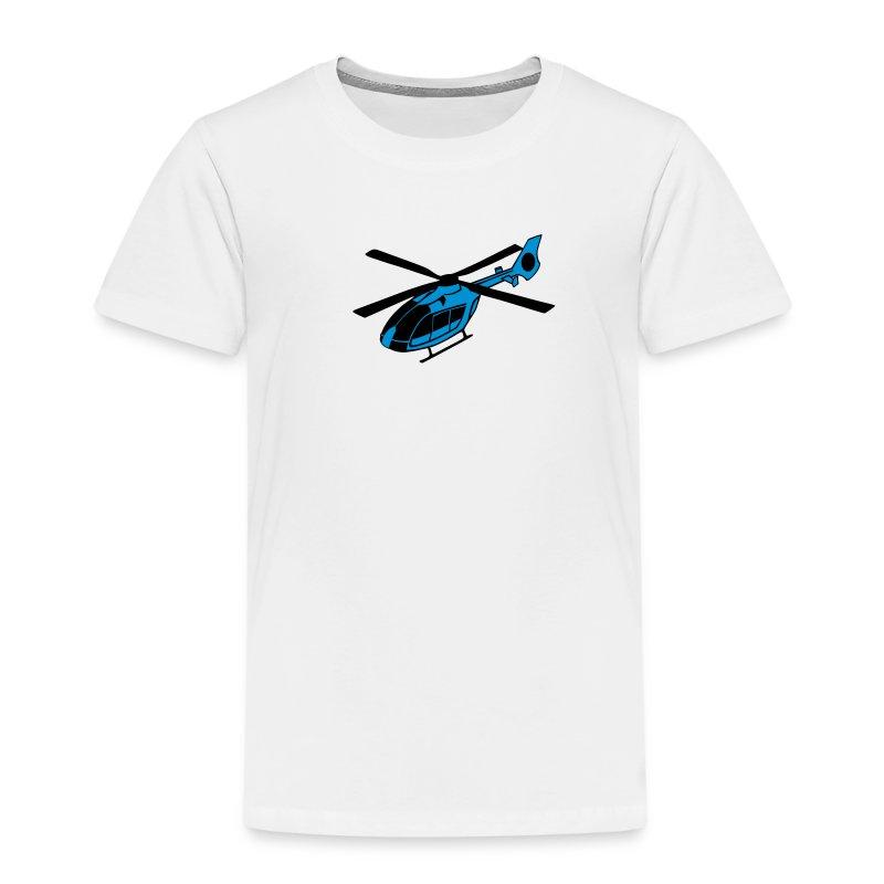 ec135farbig - Kinder Premium T-Shirt