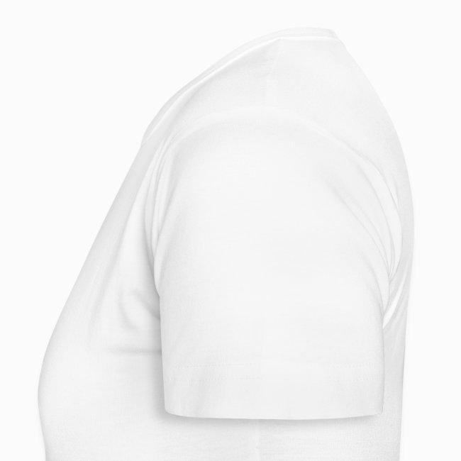 Tshirt Femme Blanc No Headshot No Fun