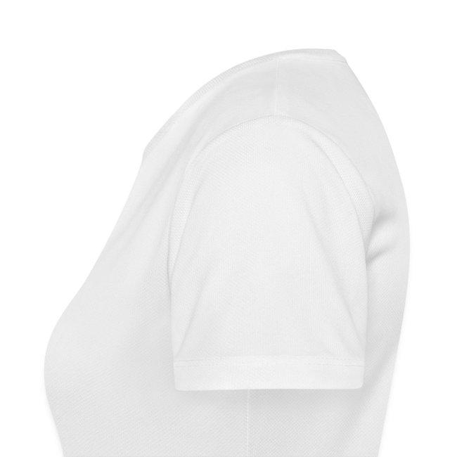 Frauen T-Shirt atmungsaktiv im Kästchen-Design