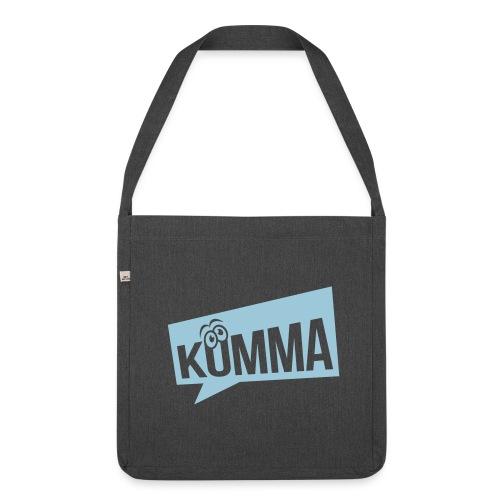 Kumma - Schultertasche aus Recycling-Material