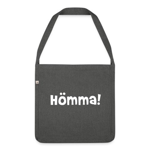 Hömma - Schultertasche aus Recycling-Material