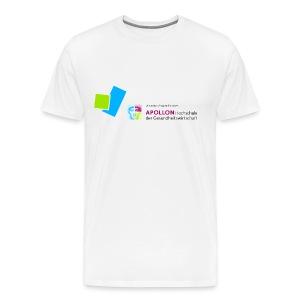 Männer Premium T-Shirt mit APOLLON Logo - Männer Premium T-Shirt