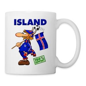 Fan Island - Cup - Tasse