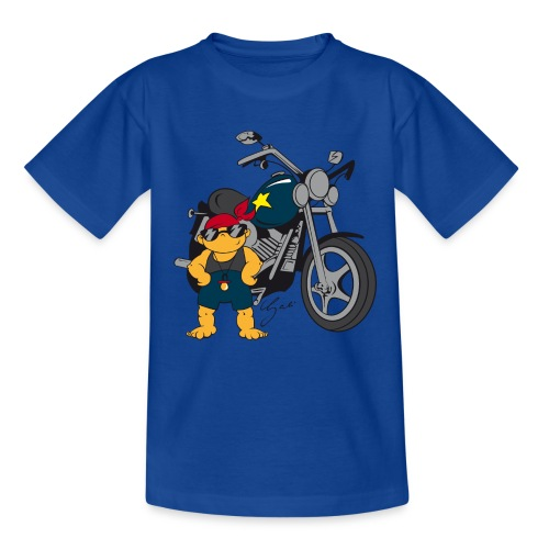 Baby-Biker - Kinder T-Shirt