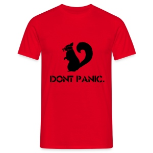 Don't Panic - T-shirt Homme
