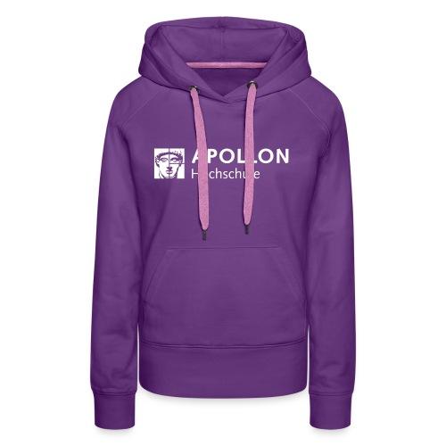 APOLLON Frauen Premium Kapuzenpullover - Frauen Premium Hoodie