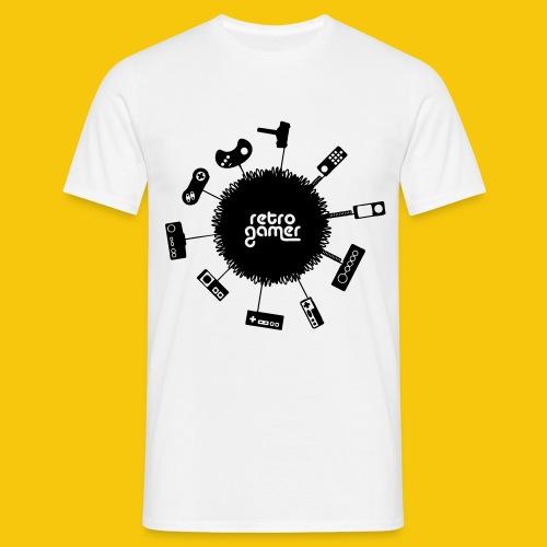 Retro Gameur - T-shirt Homme