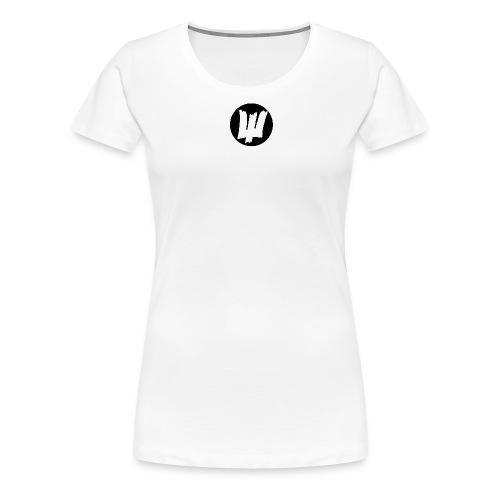 tígri shirt female  - Frauen Premium T-Shirt