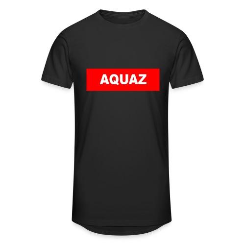 Aquaz Long Tee - Unisex - Männer Urban Longshirt
