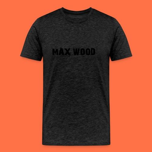 max wood - Men's Premium T-Shirt