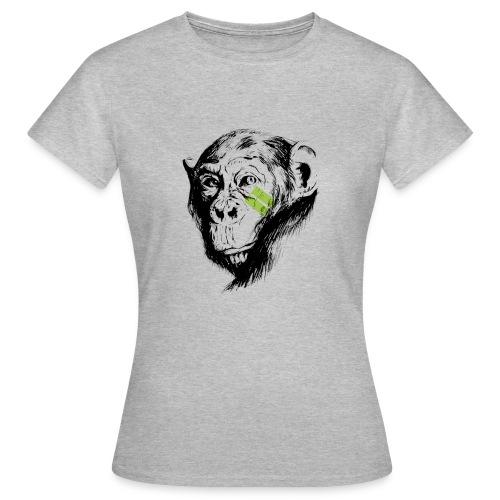 T-shirt Monkey Femme - T-shirt Femme