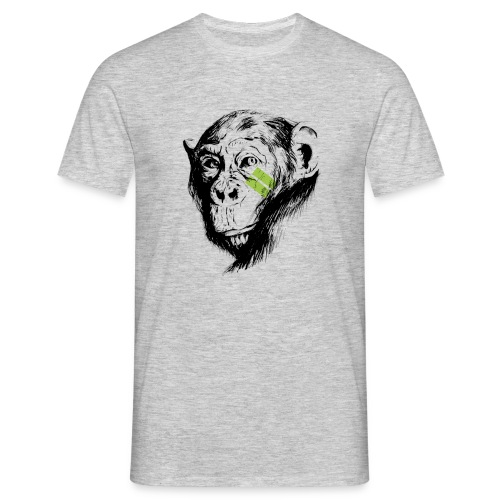 T-shirt Monkey Homme - T-shirt Homme