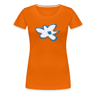T-Shirts ~ Frauen Premium T-Shirt ~ blume