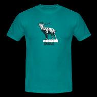 T-Shirts ~ Männer T-Shirt ~ Heimat!