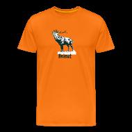 T-Shirts ~ Männer Premium T-Shirt ~ Heimat!
