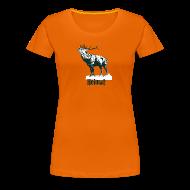 T-Shirts ~ Frauen Premium T-Shirt ~ Heimat!
